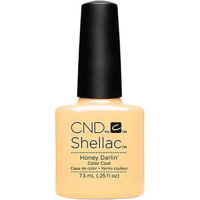 CND - Shellac Honey Darlin (0.25 oz)-Beyond Polish
