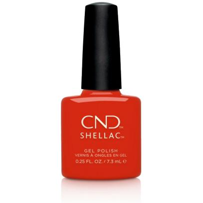 CND - Shellac Hot Or Knot (0.25 oz)-Beyond Polish