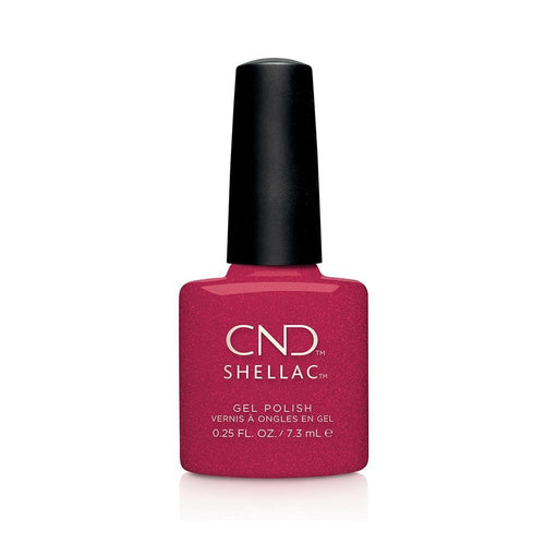 CND - Shellac Kiss Of Fire (0.25 oz)-Beyond Polish