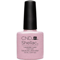 CND - Shellac Lavender Lace (0.25 oz)-Beyond Polish