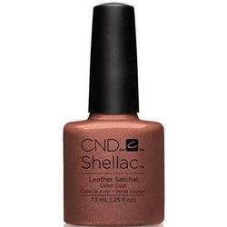 CND - Shellac Leather Satchel (0.25 oz)-Beyond Polish
