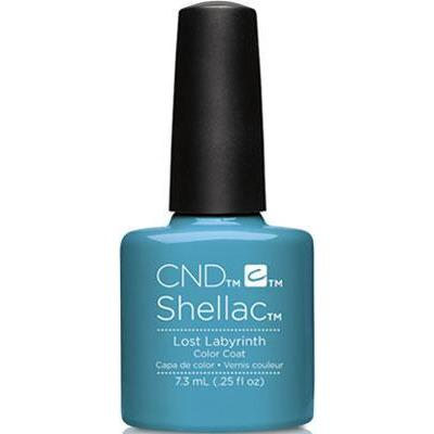 CND - Shellac Lost Labyrinth (0.25 oz)-Beyond Polish