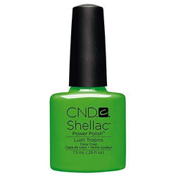 CND - Shellac Lush Tropics (0.25 oz)-Beyond Polish
