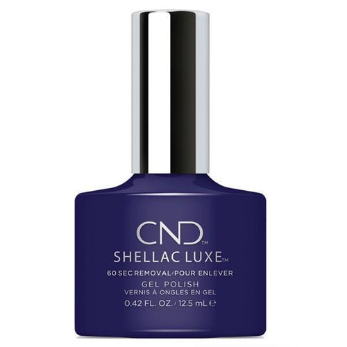 CND - Shellac Luxe Eternal Midnight 0.42 oz - #254-Beyond Polish