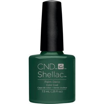 CND - Shellac Palm Deco (0.25 oz)-Beyond Polish