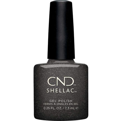 CND - Shellac Powerful Hematite (0.25 oz)-Beyond Polish