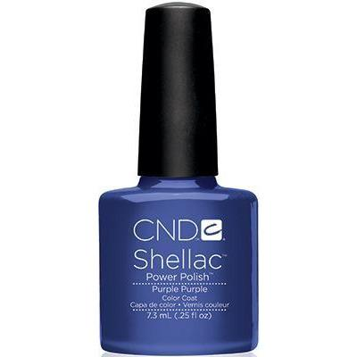 CND - Shellac Purple Purple (0.25 oz)-Beyond Polish