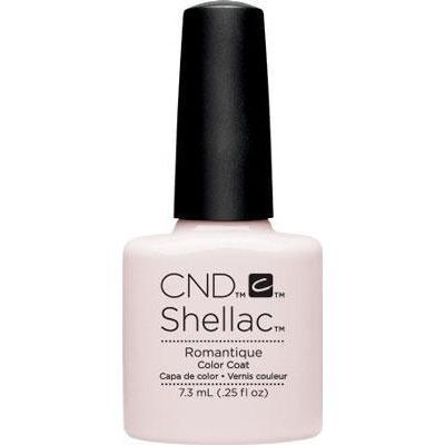 CND - Shellac Romantique (0.25 oz)-Beyond Polish