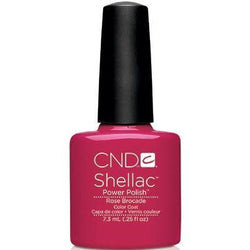 CND - Shellac Rose Brocade (0.25 oz)-Beyond Polish