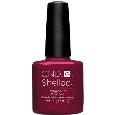 CND - Shellac Rouge Rite (0.25 oz)-Beyond Polish