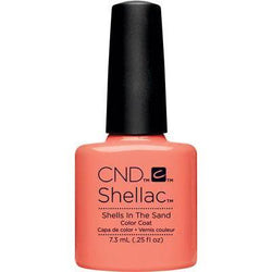 CND - Shellac Shells In The Sand (0.25 oz)-Beyond Polish
