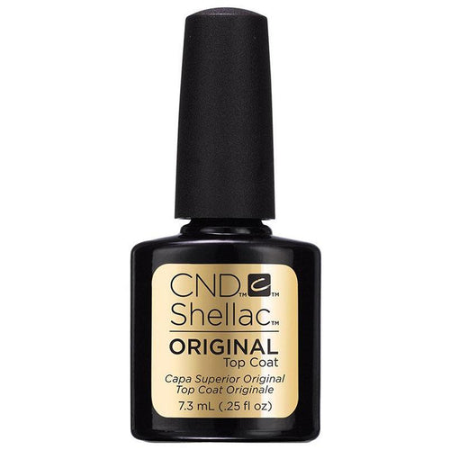 CND - Shellac Top Coat (0.25 oz)-Beyond Polish