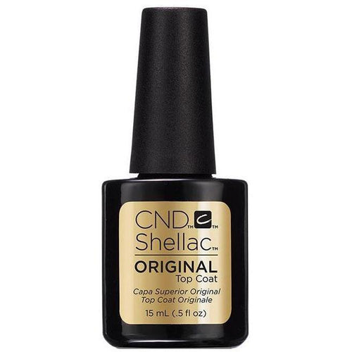 CND - Shellac Top Coat 0.5 oz-Beyond Polish