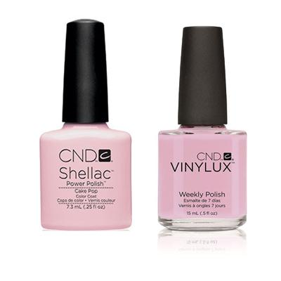 CND - Shellac & Vinylux Combo - Cake Pop-Beyond Polish