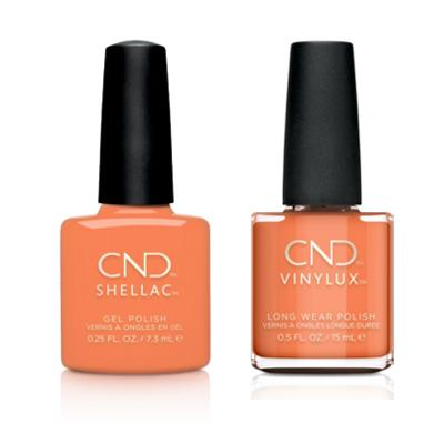 CND - Shellac & Vinylux Combo - Catch Of The Day-Beyond Polish