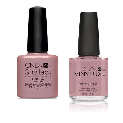 CND - Shellac & Vinylux Combo - Field Fox-Beyond Polish