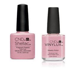 CND - Shellac & Vinylux Combo - Fragrant Freesia-Beyond Polish