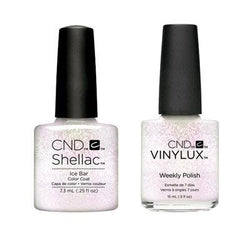 CND - Shellac & Vinylux Combo - Ice Bar-Beyond Polish