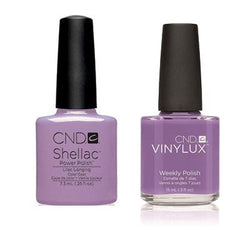 CND - Shellac & Vinylux Combo - Lilac Longing-Beyond Polish