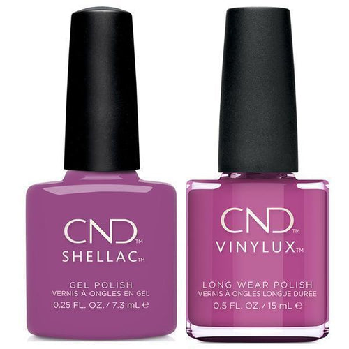 CND - Shellac & Vinylux Combo - Psychedelic-Beyond Polish