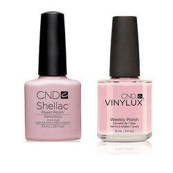 CND - Shellac & Vinylux Combo - Romantique-Beyond Polish
