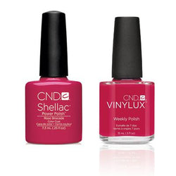 CND - Shellac & Vinylux Combo - Rose Brocade-Beyond Polish