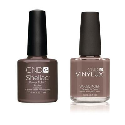 CND - Shellac & Vinylux Combo - Rubble-Beyond Polish