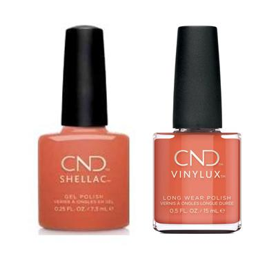 CND - Shellac & Vinylux Combo - Soulmate-Beyond Polish