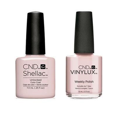 CND - Shellac & Vinylux Combo - Unlocked-Beyond Polish
