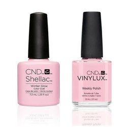 CND - Shellac & Vinylux Combo - Winter Glow-Beyond Polish