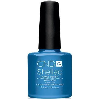 CND - Shellac Water Park (0.25 oz)-Beyond Polish
