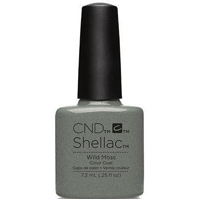 CND - Shellac Wild Moss (0.25 oz)-Beyond Polish