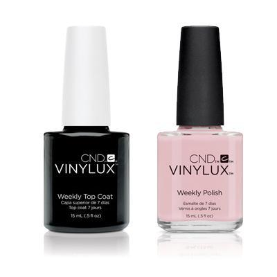 CND - Vinylux Topcoat & Beau 0.5 oz - #103-Beyond Polish