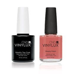 CND - Vinylux Topcoat & Clay Canyon 0.5 oz - #164-Beyond Polish