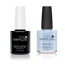 CND - Vinylux Topcoat & Creekside 0.5 oz - #183-Beyond Polish