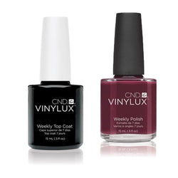 CND - Vinylux Topcoat & Decadence 0.5 oz - #111-Beyond Polish