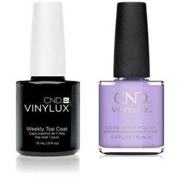 CND - Vinylux Topcoat & Gummi 0.5 oz - #276-Beyond Polish