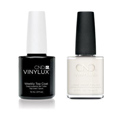 CND - Vinylux Topcoat & Lady Lilly 0.5 oz - #348-Beyond Polish
