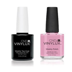 CND - Vinylux Topcoat & Mauve Maverick 0.5 oz - #206-Beyond Polish