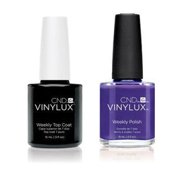 CND - Vinylux Topcoat & Video Violet 0.5 oz - #236-Beyond Polish