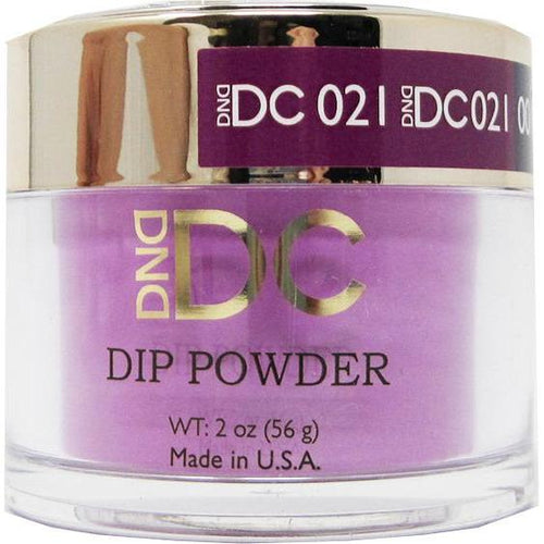 DND - DC Dip Powder - Amethyst 2 oz - #021-Beyond Polish