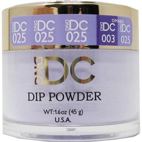 DND - DC Dip Powder - Aztech Purple 2 oz - #025-Beyond Polish