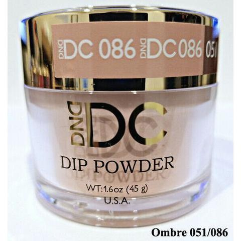 DND - DC Dip Powder - Butterscotch 2 oz - #086-Beyond Polish