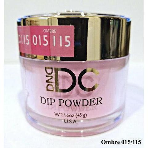 DND - DC Dip Powder - Charming Pink 2 oz - #115-Beyond Polish