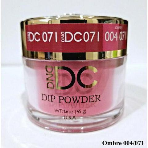 DND - DC Dip Powder - Cherry Punch 2 oz - #071-Beyond Polish