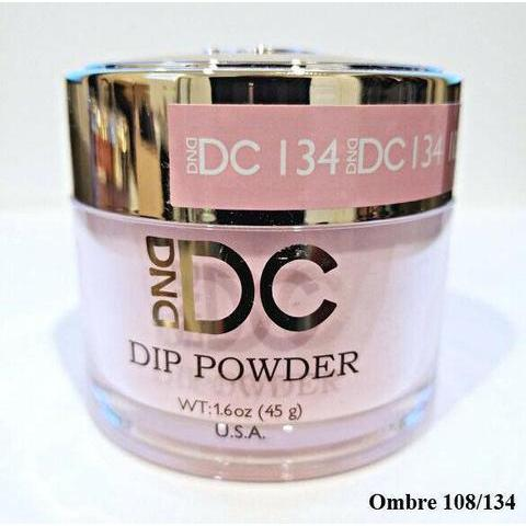DND - DC Dip Powder - Easy Pink 2 oz - #134-Beyond Polish
