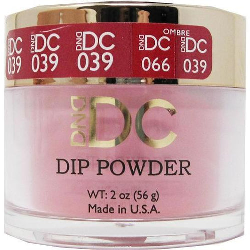 DND - DC Dip Powder - Fire Brick 2 oz - #039-Beyond Polish