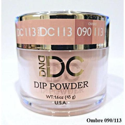DND - DC Dip Powder - Flaxseed Oil 2 oz - #113-Beyond Polish