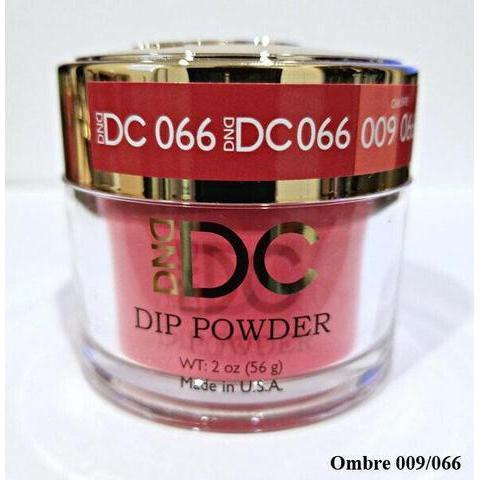 DND - DC Dip Powder - French Raspberry 2 oz - #066-Beyond Polish