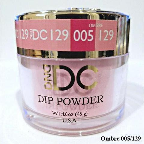 DND - DC Dip Powder - Jazzberry Jam 2 oz - #129-Beyond Polish